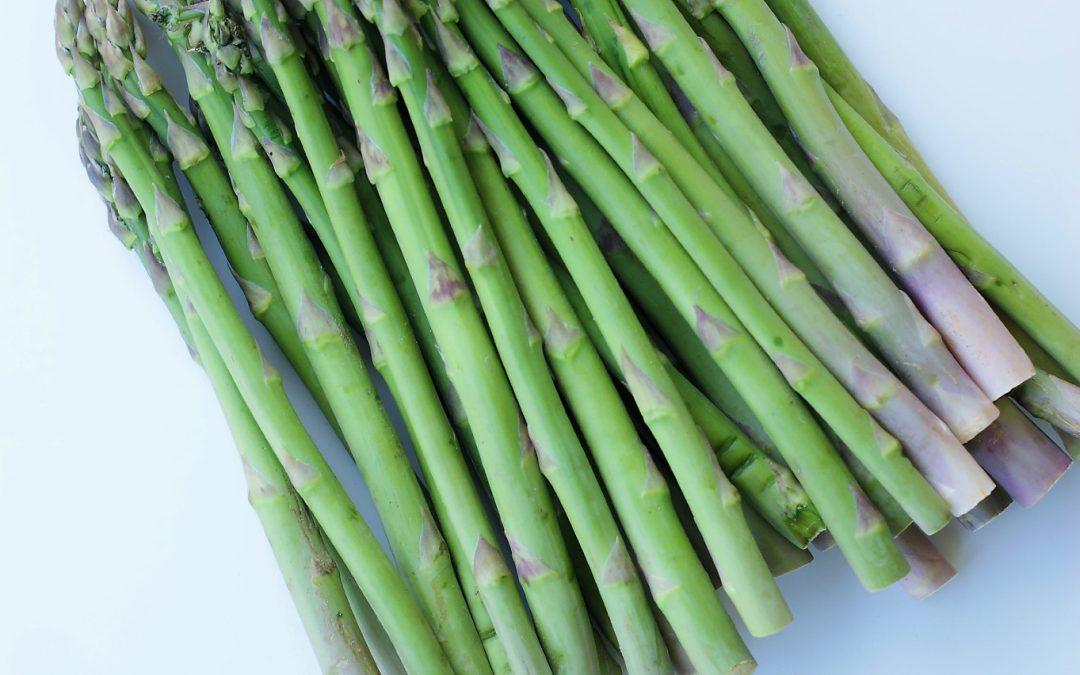 Szparagi – skarbnica zdrowia