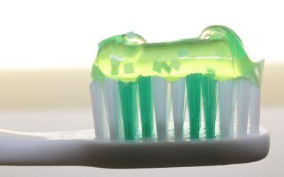 Toksyczne składniki pasty do zębów