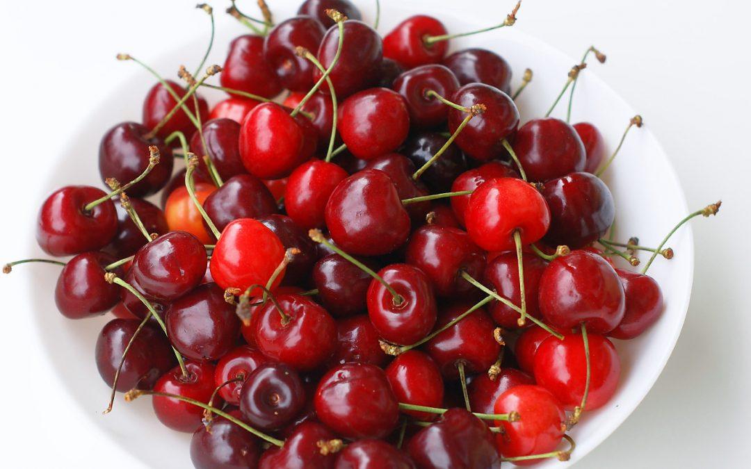 Czereśnie – 10 powodów, dlaczego warto je jeść