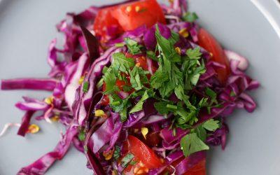 Dzień 1 – dieta warzywno-owocowa