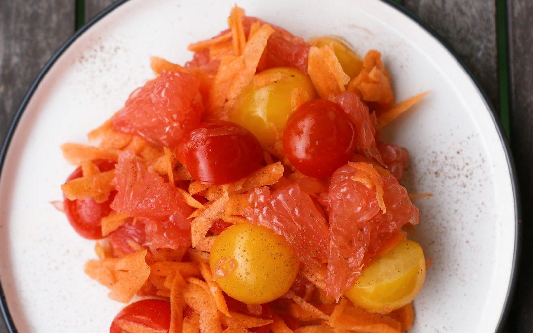 Dzień 4 – dieta warzywno-owocowa
