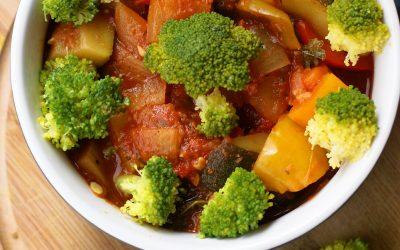 Dzień 2 – dieta warzywno-owocowa
