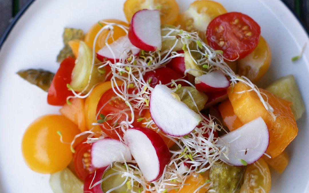 Dzień 5 – dieta warzywno-owocowa
