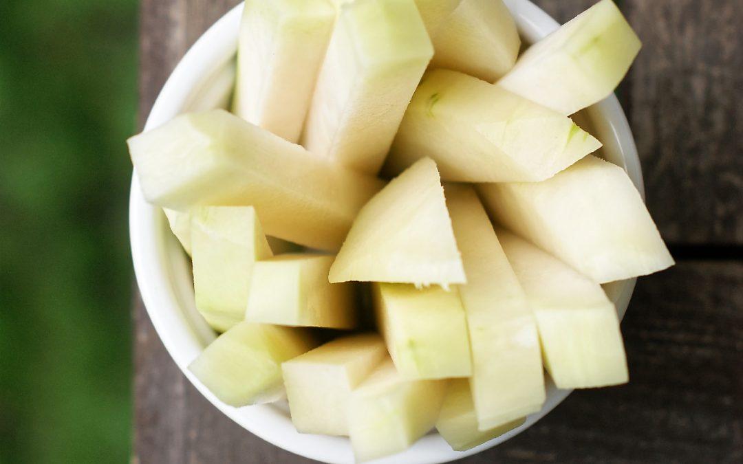 Dzień 8 – dieta warzywno – owocowa
