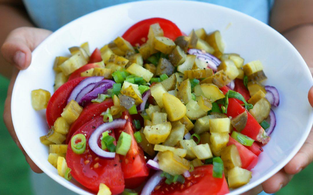 Dzień 12 – dieta warzywno-owocowa