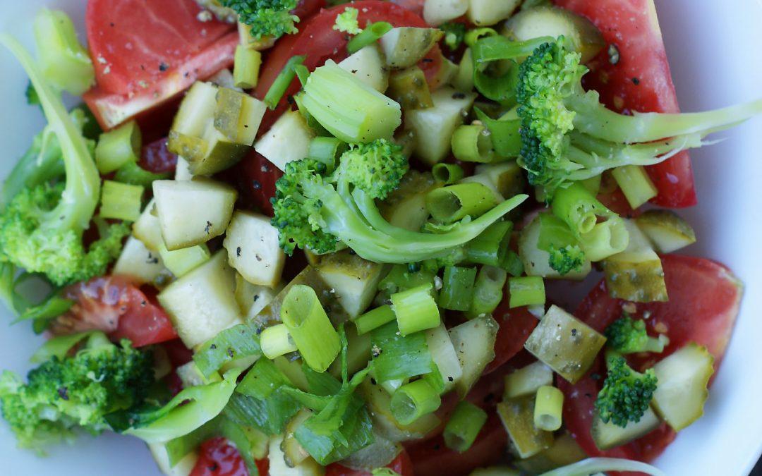 Dzień 14 – dieta warzywno-owocowa