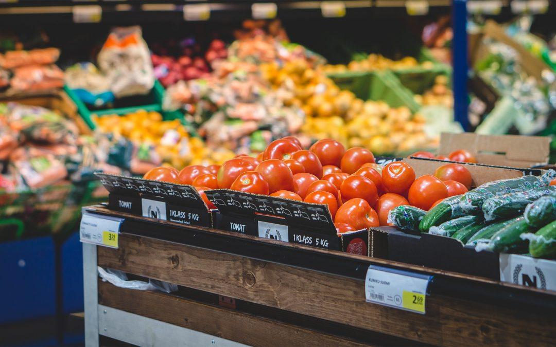 Jak ograniczyć chemię w jedzeniu?